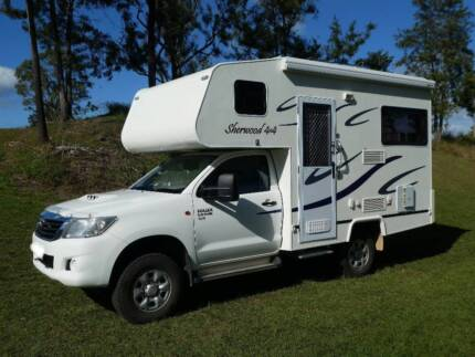 HILUX SUNCAMPER SHERWOOD (USED) WANTED Gympie Gympie Area Preview