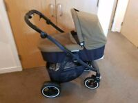 Graco Evo pushchair and pram