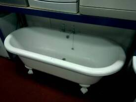 Roll top Bath tcl 15399. Manager special £99 only!