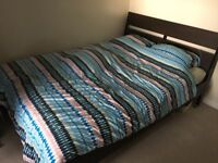 Ikea Standard Kingsize Bed for sale