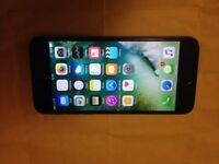 iphone 6, 16gb, unlocked to all networks, faulty back camera,