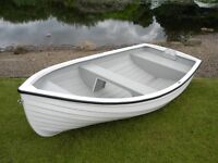 ARRAN DINGHY - NEW READY FOR THE WATER