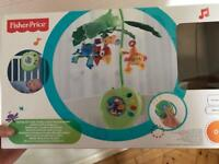 Rainforest Fisher Price Mobile
