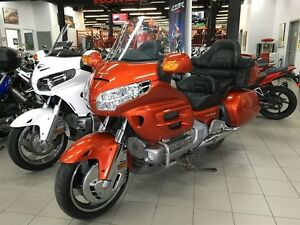 2003 honda GL1800 Goldwing