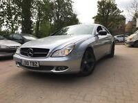 Mercedes-Benz, CLS 350 CDI, Coupe, 2010, Automatic, Coupe, 68K Miles, Silver, Refurbished alloys