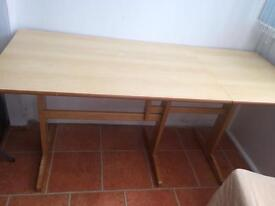 6/8 seater table.