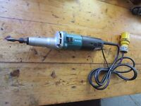 Makita 110v Die Grinder model GD0810C 750Watt