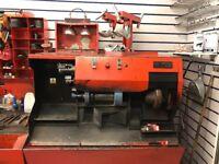 Shoe repair machine and other equipment