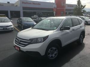 2014 Honda CR-V LX | 5SP | ALLOYS | HEATED SEATS | REAR VIEW CAM