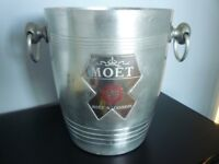 Vintage French Champagne Ice Bucket...Wine Cooler