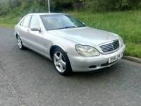 Mercedes_Benz S class S320 Cdi Fully Loaded Luxury car Full Service history