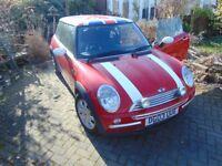 Mini Cooper 2003 1.6 -fast sale