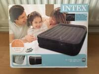 Air bed Double with built in Electric pump PRP:£50