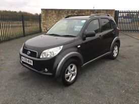 2008 08 DAIHATSU TERIOS SX 1.5 PETROL 4x4 - *AUGUST 2018 M.O.T, ONLY ONE KEEPER* - GOOD EXAMPLE!