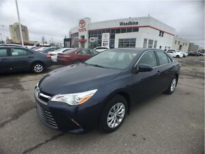 2016 Toyota Camry LE w/ Backup Camera