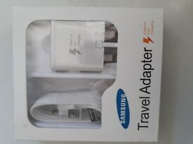COMPLETE SAMSUNG FAST CHARGER FOR S4, S5, S6, S7, S8, S9 & FOR MANY OTHERS PHONES