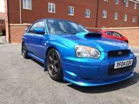 Subaru, IMPREZA, Saloon, 2004, Manual, 1994 (cc), 4 doors