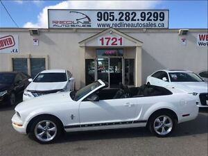 2008 Ford Mustang V6, Convertible, WE APPROVE ALL CREDIT