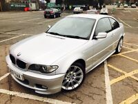 2003 BMW 325ci M sport Coupe face lift model