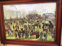 The Grand National - Aintree