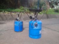2 Walkers Primus Stove's