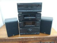 Technics high fi unit in excellent condition