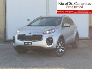 2018 Kia Sportage EX AWD | $180.00 BI-WEEKLY | MULTIPLE COLOURS