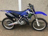 Yamaha Yz 125 2008 motocross bike