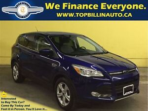 2014 Ford Escape SE Back-up Camera, Certified, Low Payments