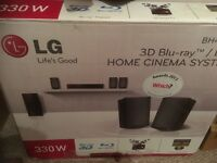LG Home Cinema System
