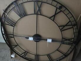Brand New 88cm Skeletal Clock - Ideal Christmas Present