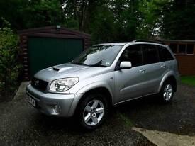 Toyota RAV4, 2.0, turbo diesel, 2005, 86000 miles