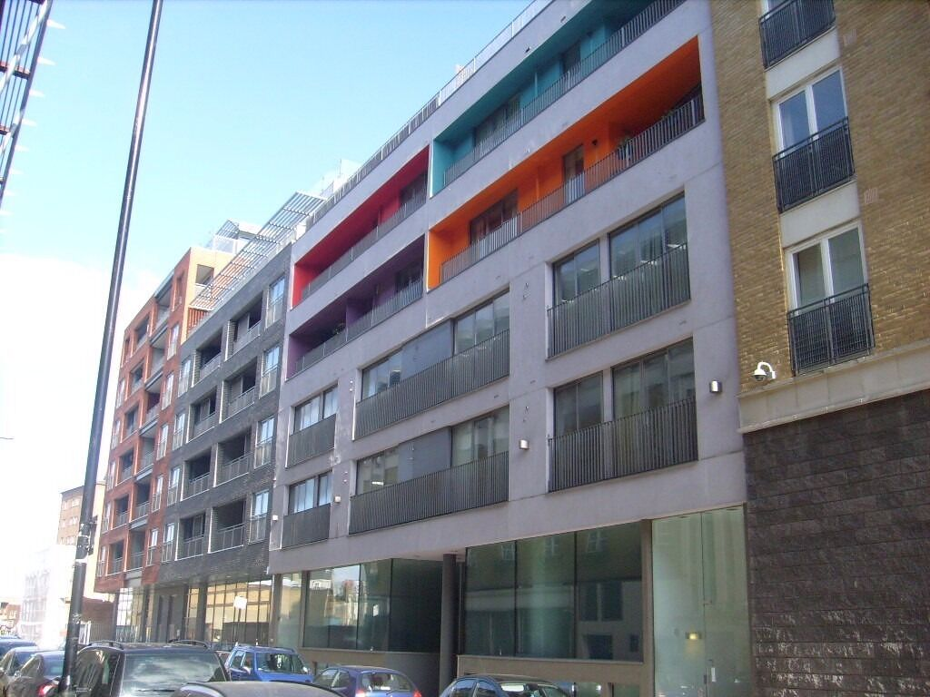 2 bed flat - SPACEWORKS, PLUMBERS ROW, ALDGATE EAST E1