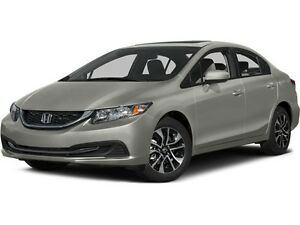 2015 Honda Civic EX Back Up Camera, Heated Seats and more!