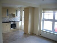 2 Bed unfurnished flat to let. Carbis Bay
