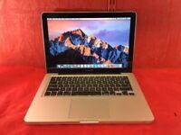 "Apple MacBook Pro A1278 13"" i5 Processor, 8GB Ram, 1TB, 2012 +WARRANTY, NO OFFERS L399"