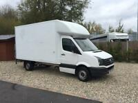 2011-61-reg Volkswagen crafter cr35 TDI EURO5 model jumbo Luton tail lift FREE SAMEDAY UK DELIVERY