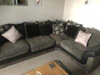 Superb Condition Large Corner Sofa