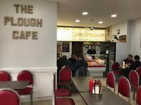English speaking coffee shop waitress required in east dulwich SE22