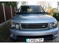 Land Rover Range Rover Sport 3.0 TDV6 SE