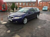 HONDA ACCORD EXCECUTIVE TOURER FSH 2004