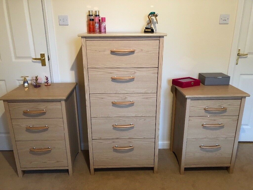 Alstons Bedroom Furniture Chest Of Drawers And Matching