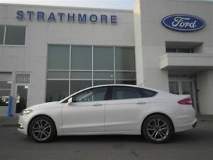 2017 Ford Fusion Full Load ECO Boost AWD Leather