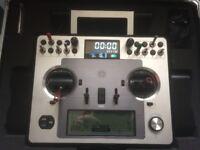 SWAP Taranis X9E Radio Control RC Transmitter TX + Case & Harness Trade