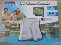 TV Game Consol (221 Games) - nearly new
