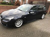 BMW 5 SERIES 520 M Sport diesel for sale!!!Full service History!!