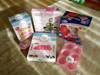 Cake Baking and Decoration accessories NEW IN BOX