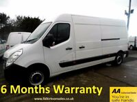 Renault Master 3.5T FWD LM DCI 125 Business