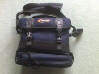Navy Oyster 7000 Cine Camera Bag