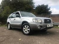 Subaru Forester 4x4 Estate Years Mot No Advisorys Full Service History Low Mileage Drives Great !!!